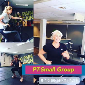 PT-small group